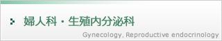 婦人科・生殖内分泌科